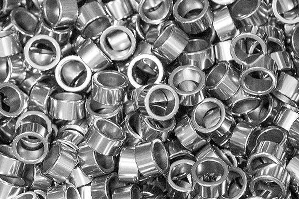 Tubi in acciaio inox utilizzati come raccorderia